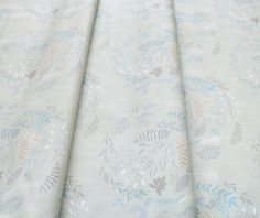 Art Gallery Fabrics Serenity Fusion Wreathed Serenity