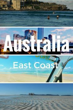 4 essential stops on an East Coast Australia Road Trip. These are the places I made the most amazing memories while backpacking, and I tell everyone going to Australia not to miss them! See all on While I'm Young and Skinny, a travel and lifestyle blog.