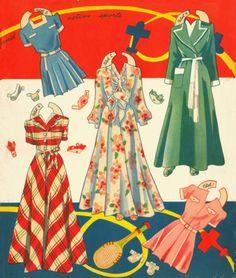 Kathleen Taylor's Dakota Dreams: Thursday Tab- Merrill Girl Pilots of the Ferry Command, 1943 #6