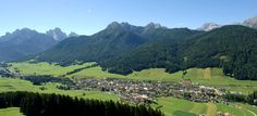 Alta Pusteria is an italian #valley on the border with #Austria Mountains    http://www.montagnaestate.it/alta-pusteria/