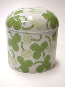 Arabia Finland Vintage Apila Jar Birger Kaipiainen RARE | eBay Lassi, Floral Theme, Marimekko, Scandinavian Design, Finland, Glass Art, Decorative Boxes, Porcelain, Jar