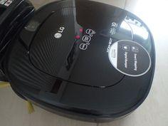 LG Electronics VRE 610 Saugroboter im Test