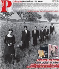 Colecção Madredeus - 25 anos - Público (2012)
