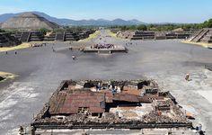 Nuevos hallazgos en Teotihuacán