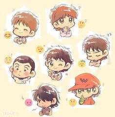 Captain Tsubasa, Emoji, Chibi, Anime Girl Dress, Wattpad, Starco, Misaki, Fujoshi, Me Me Me Anime