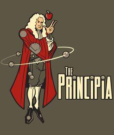 Science Corps International: The Principia (Isaac Newton).