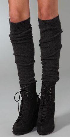 rag and bone leg warmers