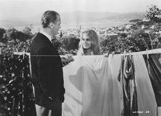 Curd Jürgens, Brigitte Bardot 1950s