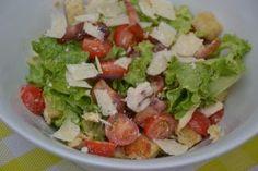 Caesar salad (with real Caesar sauce recipe) lifestyle cuisine