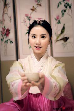 Alguien quiere algo de té con #Eunha