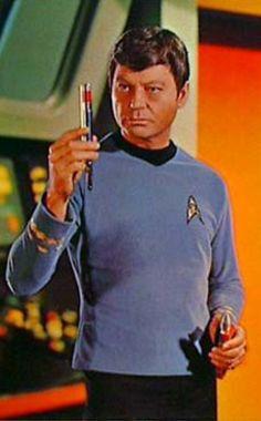 "Star Trek TOS - Dr. Leonard ""Bones"" McCoy"