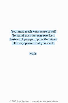 Erin Hanson- short poem