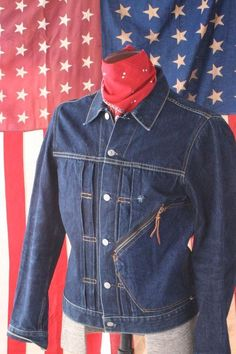 vintage LVC Levi's type one trucker jacket with mondified single D pocket vintage reproduction - http://www.gezn.com/vintage-lvc-levis-type-one-trucker-jacket-with-mondified-single-d-pocket-vintage-reproduction.html