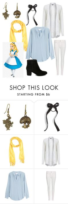 """""""ALICE"""" by elysse-florence-bennett ❤ liked on Polyvore featuring Cara, Dsquared2, Phase Eight, Velvet, Polo Ralph Lauren and Steve Madden"""