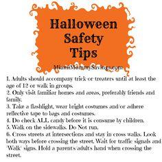 halloween safety tips - Halloween Tips