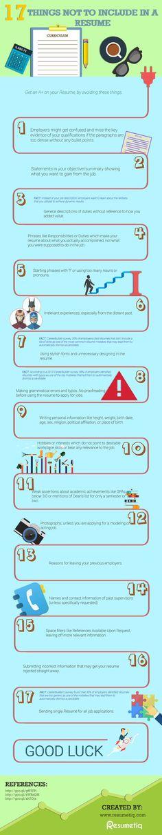 258 best Finding a Job | Resume Tips images on Pinterest | Job ...