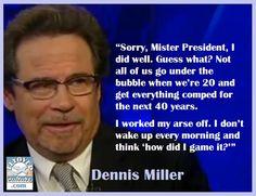 #DennisMiller