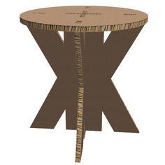 Cardboard stool Karton Design, Stool, Furniture, Home Decor, Decoration Home, Room Decor, Home Furnishings, Home Interior Design, Home Decoration