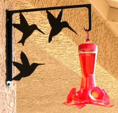 hummingbird feeder hanger