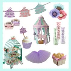 Carousel-party-supplies