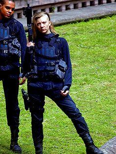 Natalie Dormer / Hunger Games