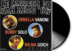 BARRAEZO PRESENTA:: V. A. - Le Canzoni Di San Remo '65 - VeneVox BL 31...
