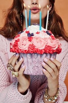 Glamour Italia- Cakes and Jewelry Beauty Editorial with model Mathilde Brandi   NEW YORK FASHION BEAUTY PHOTOGRAPHER- EDITORIAL COMMERCIAL ADVERTISING PHOTOGRAPHY