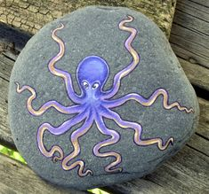 Octopus rock by colossusnz