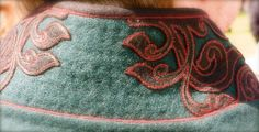 Collar detail of Telemarks Bunad | Flickr - Photo Sharing!
