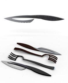 A Set of Extraordinary Knives