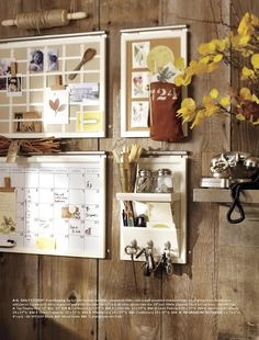 office wall organization ideas. need to find a way diy hybrid of the wall pockets and office organizer from pottery barnu0027s daily system one deep pocket for incoming mail hooks organization ideas n