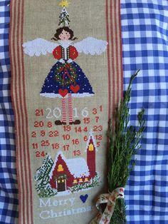 Christmas Angel 2016 charts Lilli Violette