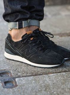 New Balance MRL996DX: Black