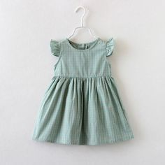 Cheap dress angel, Buy Quality dress furniture directly from China dress outfits Suppliers: New Children Clothing Girls Summer Fresh  Cute Dots Denim Short-sleeved Dress Layered Cotton Baby DressUS $ 17.94/pieceN