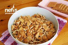 Mozaik Topları (videolu) - Nefis Yemek Tarifleri Baklava Cheesecake, Cereal, Food And Drink, Breakfast, Pizza, Fit, Kitchens, Bakken, Morning Coffee