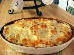 potatoes romanoff ... one of our favorite recipes! #recipe