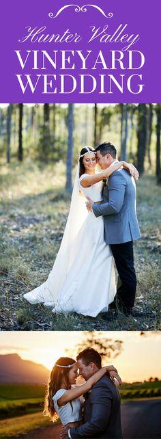Ironbark Hill Vineyard | Hunter Valley Wedding | White Lane Studio Photography | Dominique & Daniel