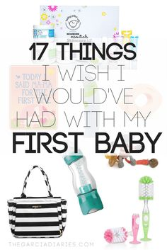Part of parenting is learning as you go. And now that I'm on my third baby, I've come across many products that I wish I would've had with my first two babies.