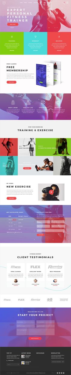 TopFit is modern and professional design responsive #WordPress theme for #fitness, gym and lifestyle studio website with 6 unique homepage layouts, #BMI calculator and class timetable download now➩ https://themeforest.net/item/topfit-a-modern-fitness-gym-and-lifestyle-theme/19531675?ref=Datasata