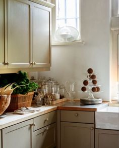 """This nice kitchen is from our feature """"Spirits of Grace"""""""