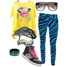 I can see kree rocking this outfit!