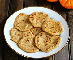 PUMPKIN PANCAKE - Cook with Kushi