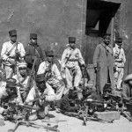 """Imágenes capturadas en febrero de 1913 como la llegada de Madero a Palacio Nacional, forman parte de """"La imagen cruenta: Centenario de la Decena Trágica."""""""