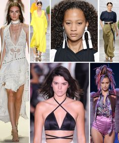 The Top 22 Trends, Ideas, and Styling Tricks We Loved from Spring 2017 NYFW