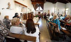 Cientos de vecinos recorrieron las siete Iglesias de San Fernando