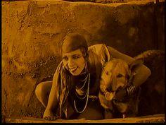 Josephine Baker & GSD
