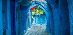 Marrocos tem cidade azul no meio das montanhas; conheça Chefchaouen - Notícias - UOL Viagem