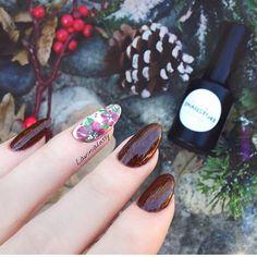 La natura sulle unghie 🌲🌸 #enailstore #nailart #soakoff