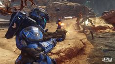Halo 5 Guardians Game Screenshot 3