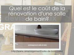 Quel tarif pour refaire une salle de bain est raisonnable?